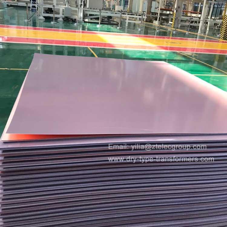 Competitive Price Glass Epoxy Resin Fiberglass Copper Clad
