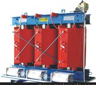 dry transformer winding